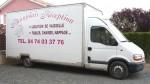 Camion de Beaujolais Réception